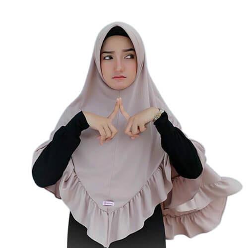 Jilbab Repel Jumbo